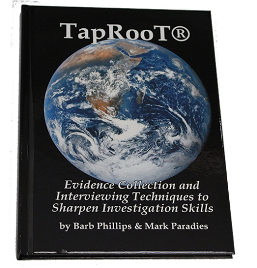 TapRooT-evidence-collection-interviewing-book