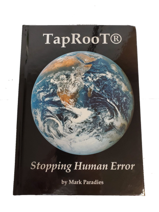 Picture of Book 10: TapRooT® Stopping Human Error