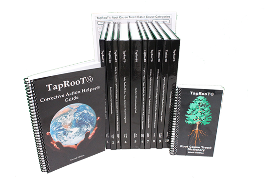 Picture of TapRooT® Complete Book Set (Books 1-10)